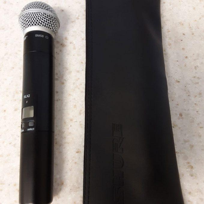 Shure QLXD2 Wireless Microphone