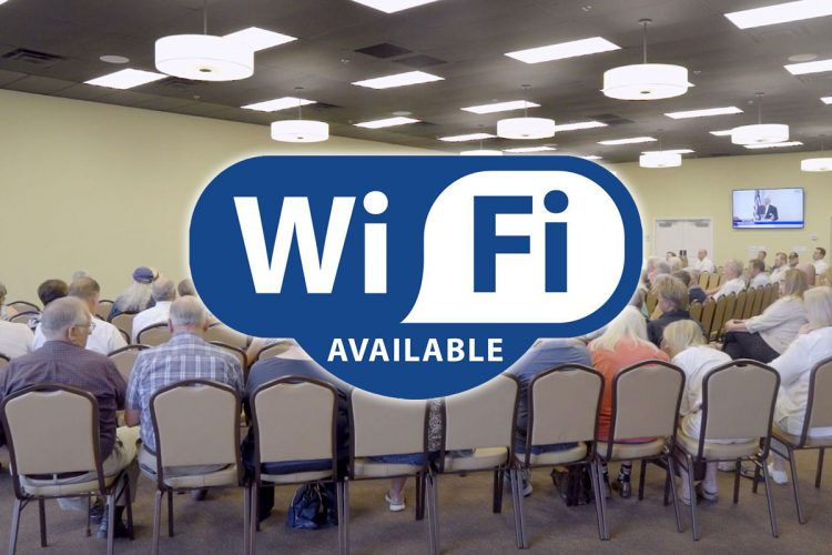 Wireless Internet Available (WiFi)