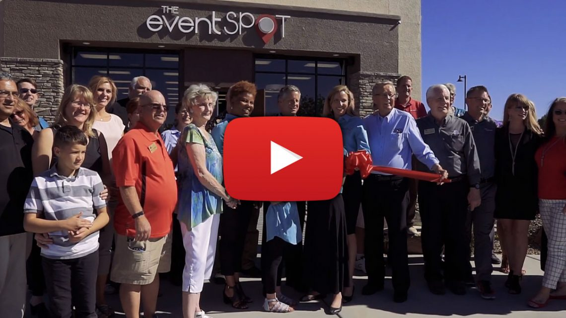 The Event Spot Grand Opening Video
